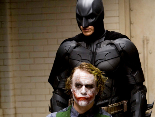 batman and joker