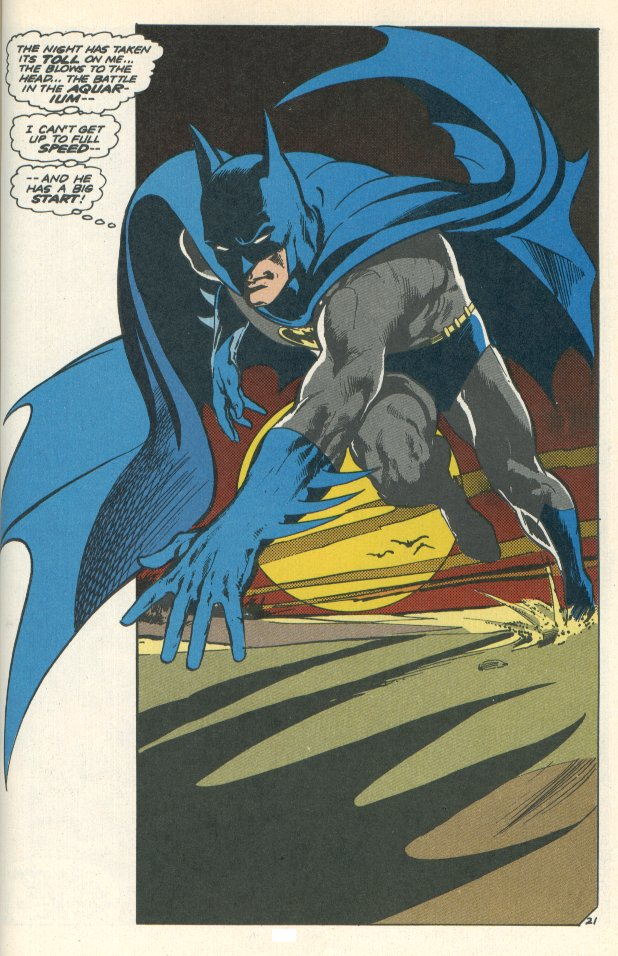 Neil Adams' Batman