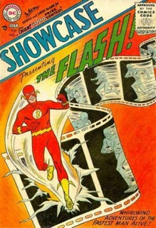 the flash's silver age reboot