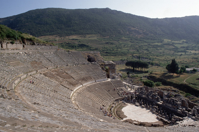 Greek Theatre at Ephesus
