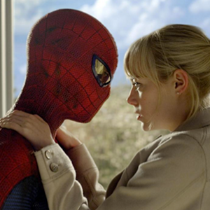 spidey and gwen stacy