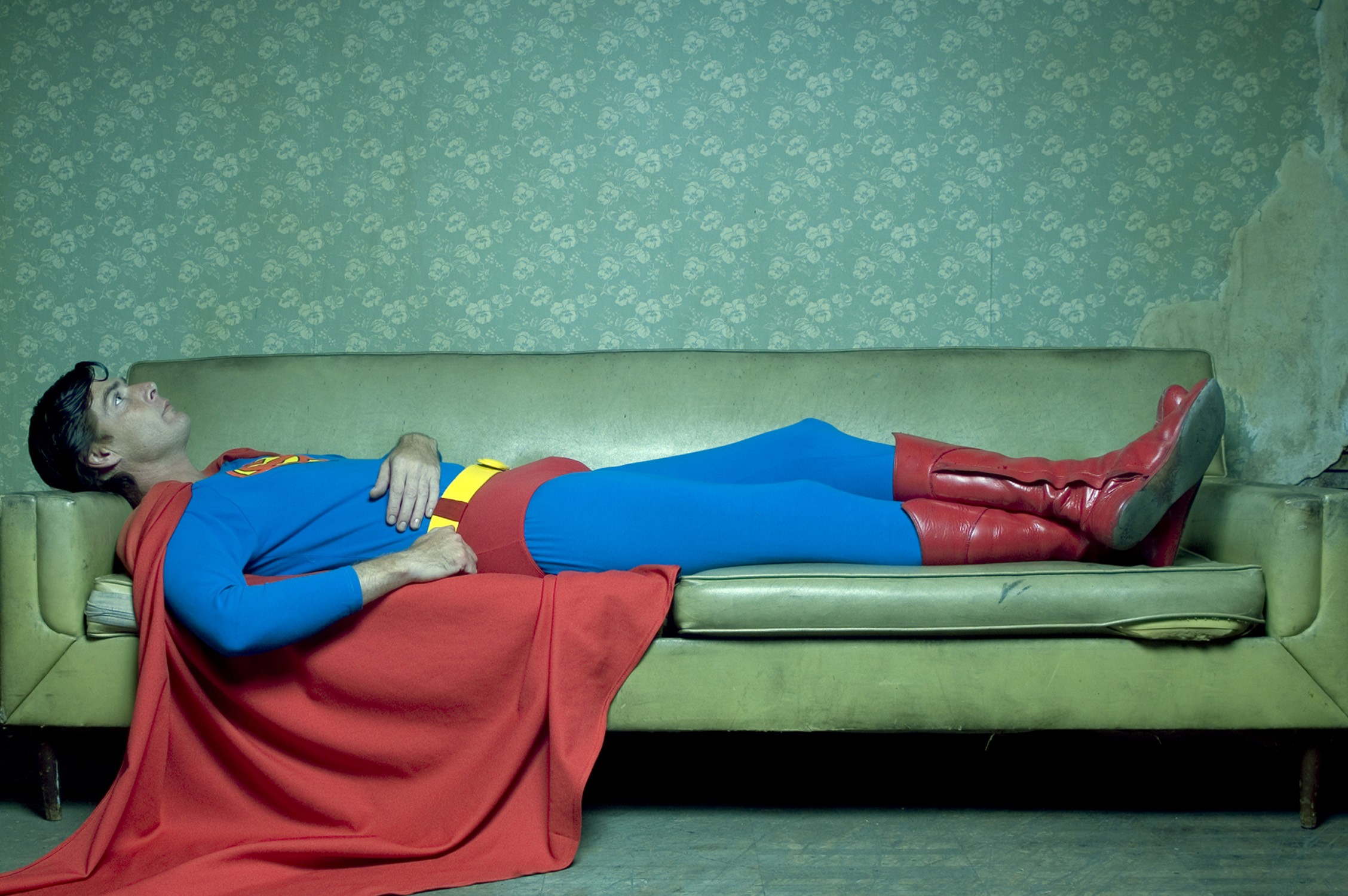 Supermancouch