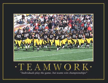 Iowa_Hawkeyes_Football_Inspirational_Poster_Teamwork