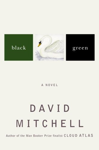 Book cover of Black Swan Green by David Mitchell
