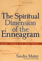 book cover of The Spiritual Dimension of the Enneagram