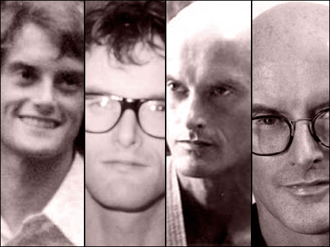 Ken Wilber in four pictures