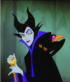 maleficent in sleeping beauty