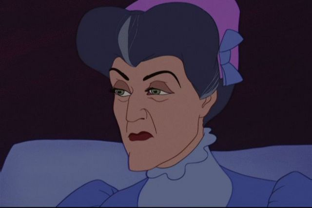 stepmother in cinderella