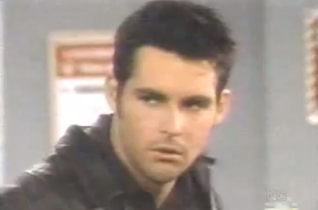 Handsome Guy from Days of Our Lives