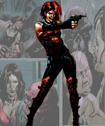 Sin, the Red Skull's daughter