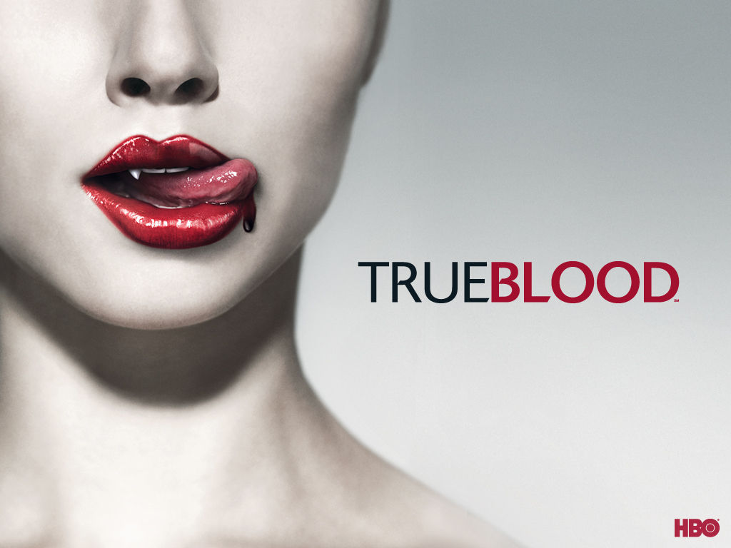 sexy female vampire in True Blood