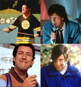 Adam Sandler, icon of immaturity