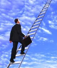 Ladder, representing Success