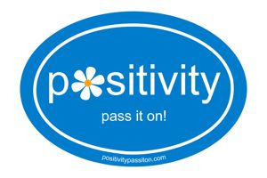 logo for Positivity