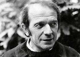 A picture of Gilles Deleuze