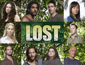 ten cast members of Lost