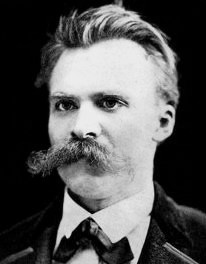A picture of Frederich Nietzsche
