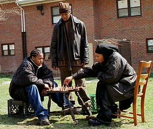 characters from The Wire