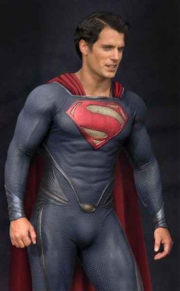 superman's new costume